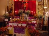 La tradición de Día de Muertos. Día 1 de noviembre. Lasánimas.