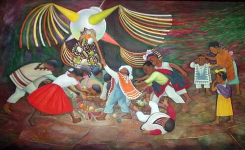 Preparando Navidad Mexicana para el Mundo.   Parte I