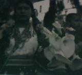 Desfile de aguadoras en Uruapan,Michoacán