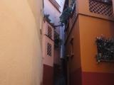 Leyenda de El callejón del beso.Guanajuato.