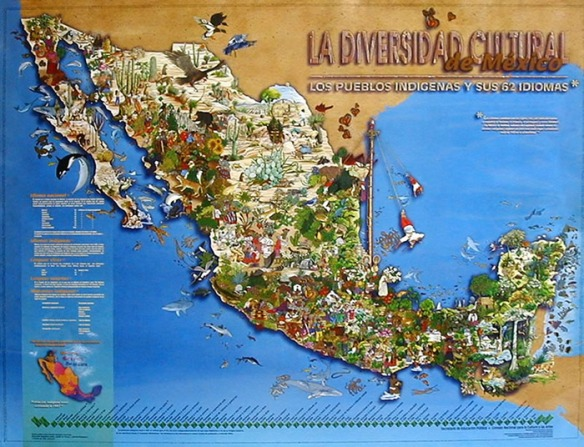 ... amistad <b>en</b> las lenguas maternas <b>de</b> México | Como <b>en</b> el tianguis