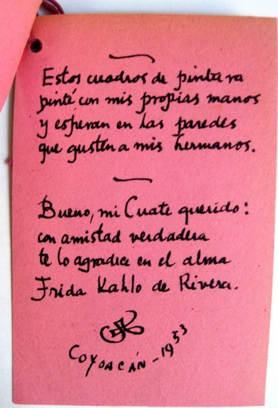 Ver más… Frida Khalo. Parte II. Biografía, hechos y sucesos