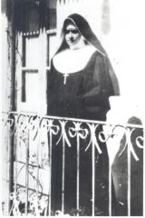 Leyenda de El fantasma de la monja. Ciudad deMéxico.
