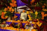 La paciencia de mi abuela. Día de muertos enTehuantepec.