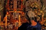 Arenga zapoteca para despedir a un muerto en Tehuantepec,Oaxaca