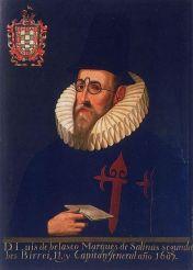 Virrey Luis de Velasco y Castilla