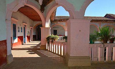 Palacio de Huitziméngari - Don Antonio Huitziméngari y Caltzóntzin