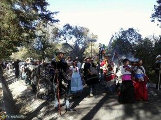 Fuego Nuevo (Kurhikuaeri K´uinchekua): inicio del año nuevo Purépecha