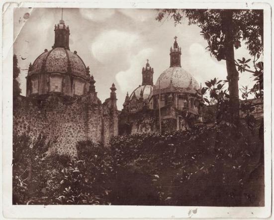 Templo de Nuestra Señora del Carmen- Foto Carmen Lira Resendiz