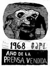 Tlatelolco 68. JaimeSabines
