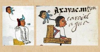 El sexto rey de los aztecas, Axayacatl. Códice Telleriano-Remensis. Foto: Foto: mexicolore