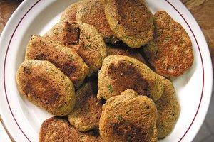 Tortitas de ahuautle Alma Rodriguez El universal