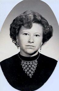María del Pilar Córdova Morales, mi madre