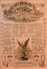 Himno Nacional Mexicano, letra ymúsica