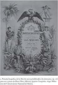 Marcha Nacional dedicada a los mexicanos, por Henri Herz