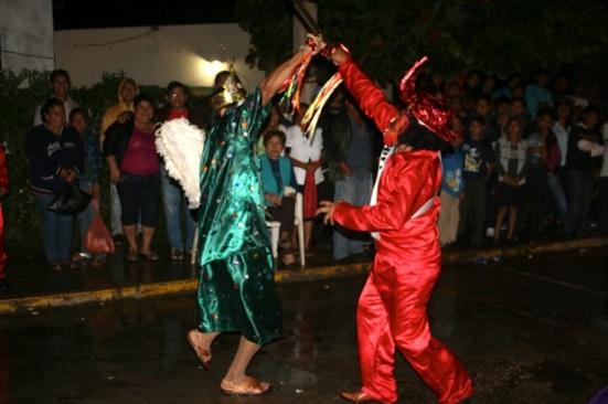 Danza de El Chenú