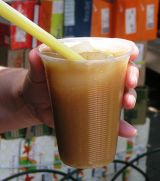 Bebidas tradicionales: eltejuino